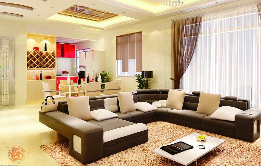 Living Room Feng Shui Tips Layout Decoration Painting