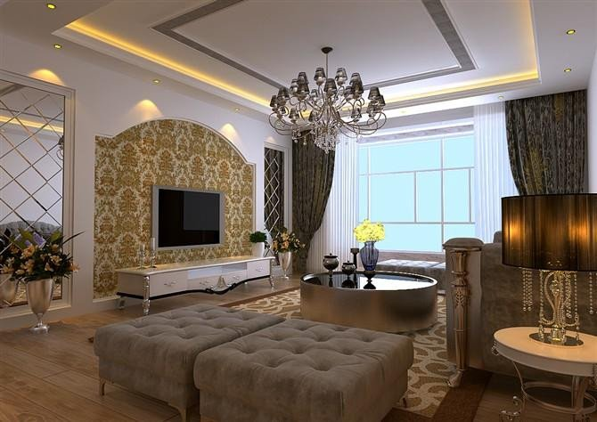 Living room feng shui tips layout decoration painting - Decoration feng shui appartement ...