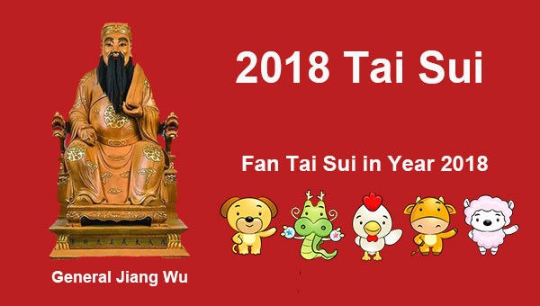 Tai Sui Definition Direction 2018 Fan Tai Sui Feng